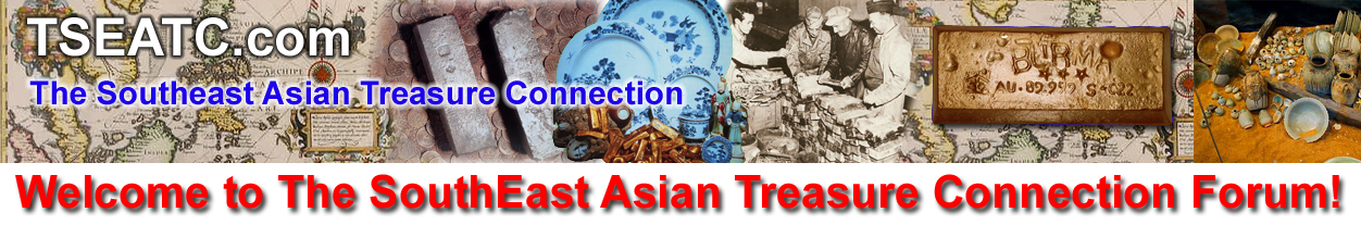 The Southeast Asian Treasure Connection