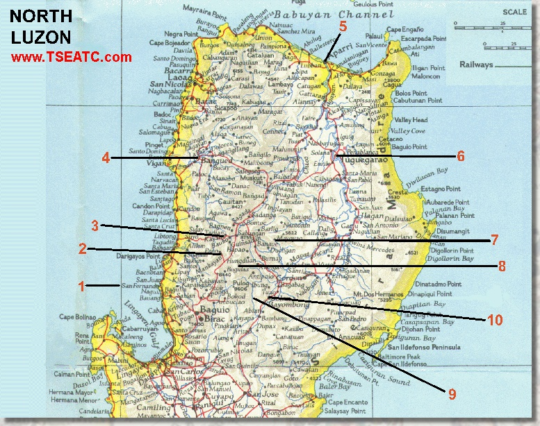 Japanese Treasure Map In The Philippines The Southeast Asian Treasure Connection